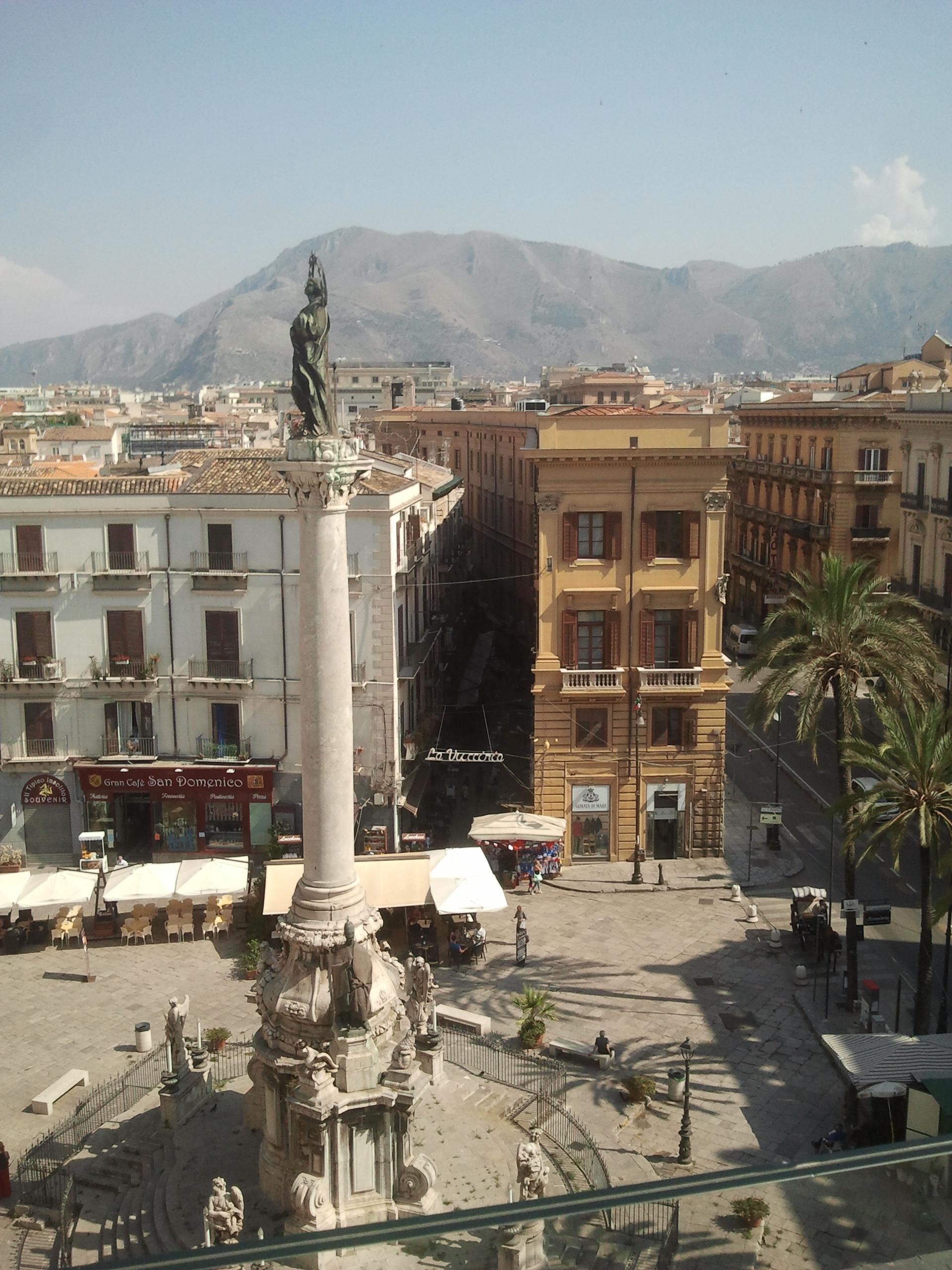 Awesome Terrazze Della Rinascente Palermo Images - Idee Arredamento ...