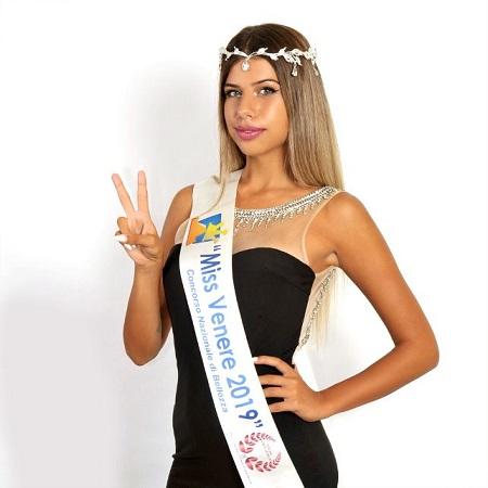 Premiata la Miss Venere 2019