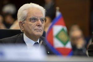 Sergio Mattarella presente alla inaugurazione di Parma Capitale della Cultura 2020