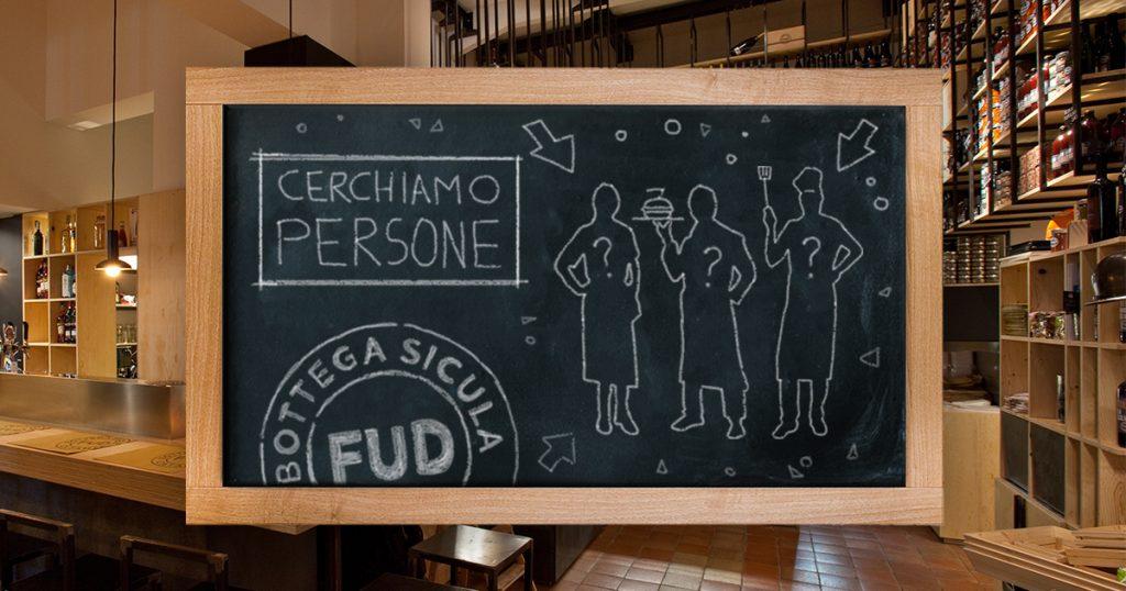 Fud, il panino siciliano più famoso del mondo, assume