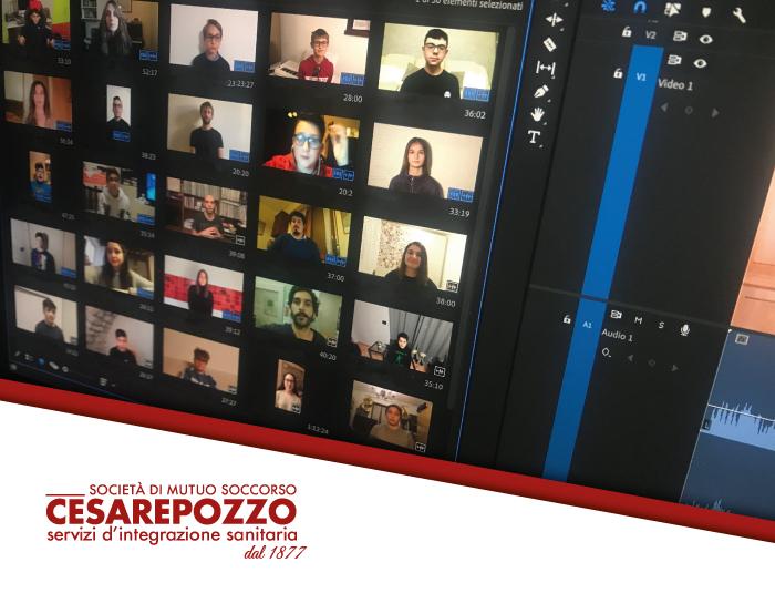 La mutua sanitaria Cesare Pozzo si impegna per sostenere l'istruzione nel 2021 anche in Sicilia